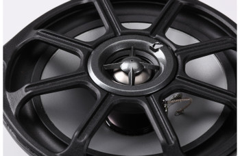 Kicker 10PS5250 5.25 Inch 2-Way PowerSports Series Coaxial Speakers (Pair) - Used Good