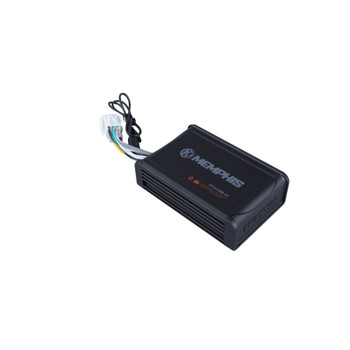 Memphis Audio MXA200.4S MXA Ultra Compact Amplifier 50Wx4
