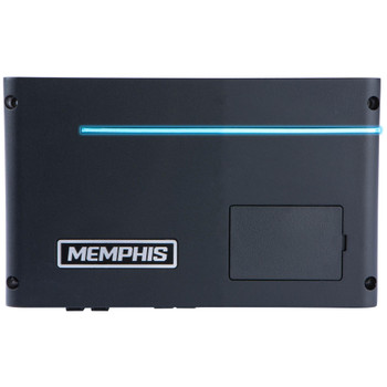 Memphis Audio PRXA600.1 Refurbished Power Reference mono subwoofer amplifier — 600 watts RMS x 1 at 1 ohm
