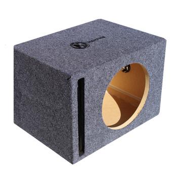 "Memphis Audio 15-PE1X10V2 Single 10"" Ported Enclosure"