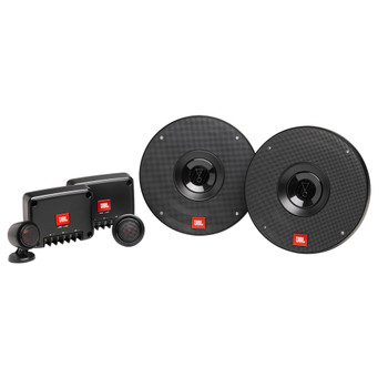"JBL Club 602CTP 6-1/2"" (160mm) Two-Way Component Speaker System with Tweeter Pods"