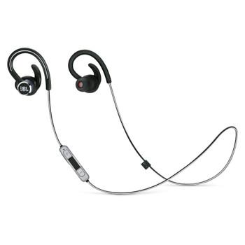 JBL Reflect Contour 2 Secure fit Wireless Sport Headphones - Black
