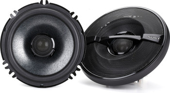 Sony XS-GS1621 6-1/2 (16 cm) GS 2-Way Coaxial Speakers (Pair) - Used Very Good