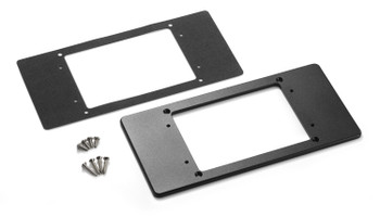 JL Audio MMP-1-BK Mounting adaptor plate for MediaMaster MM100, 8.67 x 4.22 in ( 220 mm x 107 mm) - Used Good