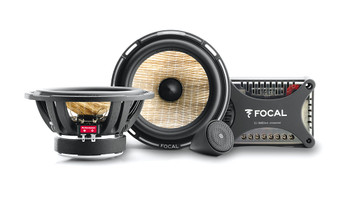 """Focal PS165FX FLAX 6.5"""" 2-way component kit, RMS: 80W - MAX: 160W - Used Very Good"""