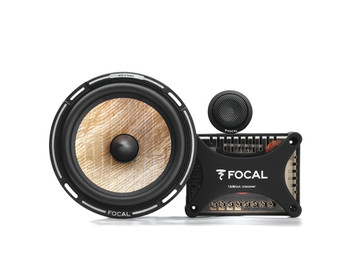 "Focal PS165FX FLAX 6.5"" 2-way component kit, RMS: 80W - MAX: 160W - Used Very Good"