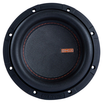 """Memphis Audio MJM622 6.5"""" MOJO Dual 2-Ohm Subwoofer - 700 wRMS - Used Very Good"""