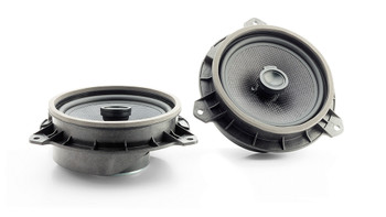 "Focal IC165TOY Integration Series 2-Way 6.5"" Coaxial Speaker Kit for Toyota"