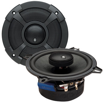 "PowerBass 2XL-523 - 5.25"" Coaxial Speakers - Pair"
