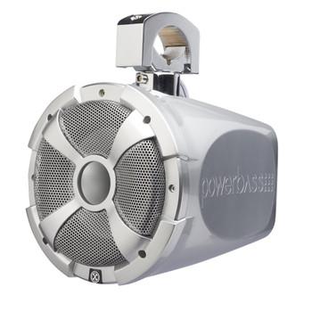 "PowerBass XL-POD8LR - 8"" Long Range Pod Speaker System with RGB LED - Pair"