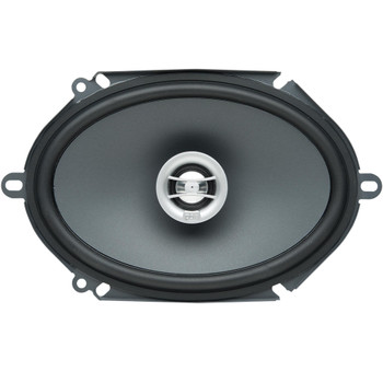 "PowerBass L2-682 - 6x8"" Coaxial Speakers 2-Ohm - Pair"