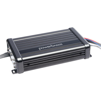 PowerBass XL-2305MX - 300 Watt x 2 @ 2-Ohm IPX65 Powersports Amplifier