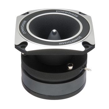 "PowerBass L-3H - 3"" Compression Horn Tweeter"