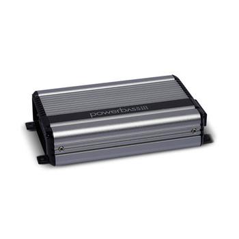 PowerBass XL-355DM - 350 Watt x 1 @ 2-Ohm Mini Class-D Amplifier