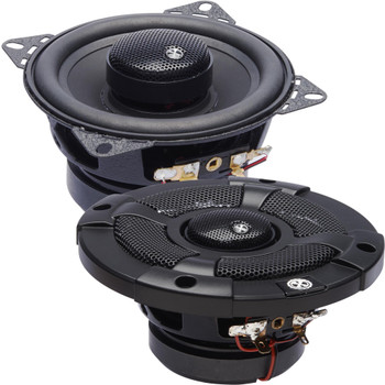 """PowerBass XL-42SS - 4"""" Coaxial Powersports/Marine Speakers - Pair"""
