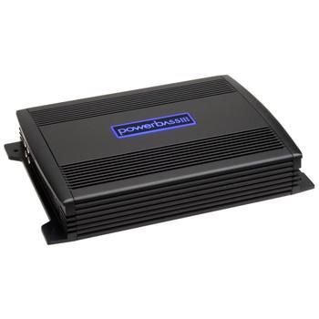 PowerBass ASA3-400.2 - 200 Watt x 2 @ 2-Ohm Amplifier
