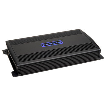 PowerBass ASA3-600.2 - 300 Watt x 2 @ 2-Ohm Amplifier