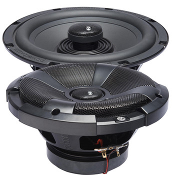 "PowerBass XL-82SS - 8"" Coaxial Powersports/Marine Speakers - Pair"