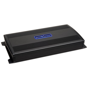 PowerBass ASA3-600.4 - 200 Watt x 4 @ 2-Ohm Amplifier