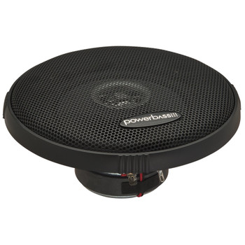 """PowerBass L2-522 - 5.25"""" Coaxial Speakers 2-Ohm - Pair"""