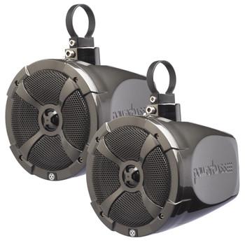 "PowerBass XL-POD6SR - 6.5"" Short Range Pod Speaker System - Pair"