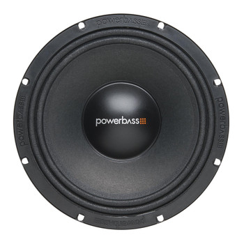 """PowerBass XPRO-8 - 8"""" Midrange Driver 4-Ohm"""