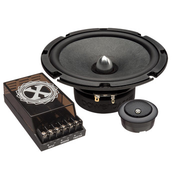 "PowerBass 2XL-63C - 6.5"" Component Speakers - Pair"