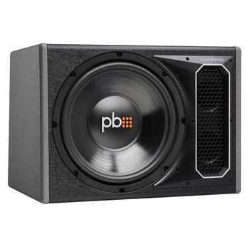 "PowerBass PS-WB121 - 12"" Single Loaded Ported Enclosure"