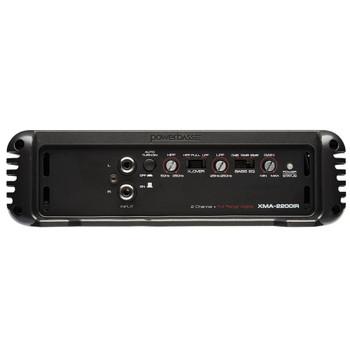 PowerBass XMA-2200IR - 200 Watt x 2 @ 2-Ohm Full Range Digital Amplifier