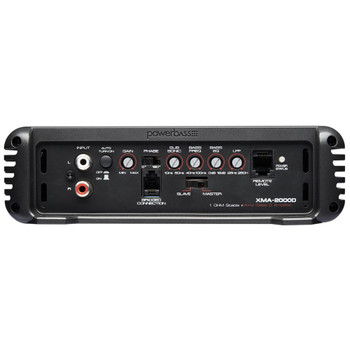 PowerBass XMA-2200IR - 200 Watt x 2 @ 2-Ohm Full Range Digital Amplifier