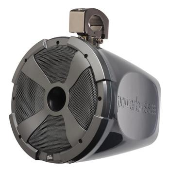 "PowerBass XL-POD10LR - 10"" Long Range Pod Speaker System with RGB LED - Pair"