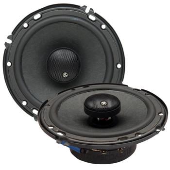 "PowerBass 2XL-673 - 6.75"" Coaxial Speakers - Pair"