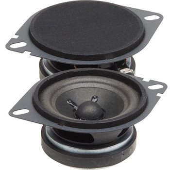 "PowerBass S-275CF - 2.75"" OEM Replacement Speakers - Pair"
