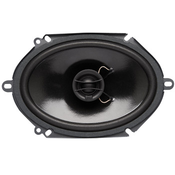 "PowerBass S-6802 - 6x8"" Coaxial OEM Replacement Speakers - Pair"
