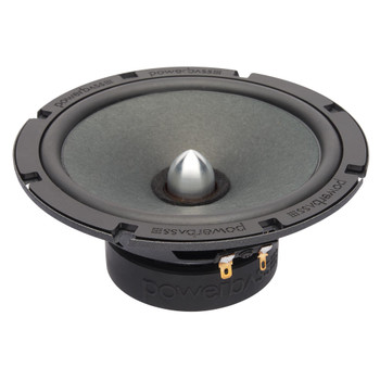 """PowerBass 2XL-63.3C - 6.5"""" 3-Way Component Speakers - Pair"""
