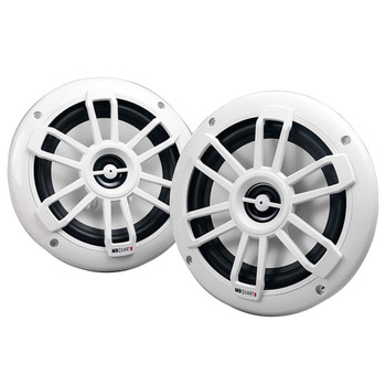 "MB Quart Bundle- 4 Pairs of NF1-116 6.5"" Marine Speakers (White)"