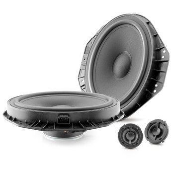 """Focal Ford Bundle: 1 Pair of Focal ISFORD690 2-Way 6x9"""" Component Kit and 1 Pair of Focal ICFORD165 2-Way 6.5"""" Coaxial Kit"""