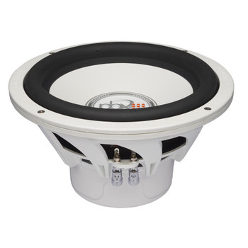 """PowerBass XL-1040DMF - 10"""" Dual 4-Ohm Marine Subwoofer with Grill"""