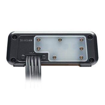 PowerBass XL-4255MX - 250 Watt x 4 @ 2-Ohm IPX65 Powersports Amplifier