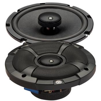 "PowerBass 2XL-653 - 6.5"" Coaxial Speakers - Pair"