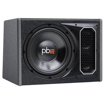 "PowerBass PS-WB101 - 10"" Single Loaded Ported Enclosure"