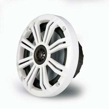 Kicker 6.5 Inch KM-Series Marine Speakers 41KM654CW (Pair)