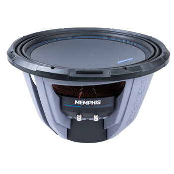 Memphis Audio M71512 1Ω or 2Ω Selectable Impedance Subwoofer