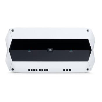 JBL MA704 Marine Weather-Resistant, High-Performance 4-channel Marine Amplifier - 70 Watts x 4