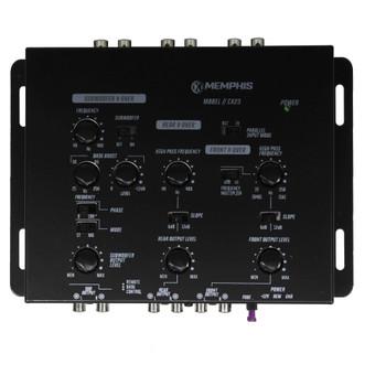 Memphis Audio CX23 Electronic 3-Way Crossover
