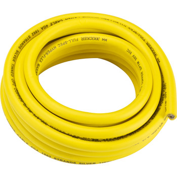Kicker 47KMWPY420 Marine 4awg Power Wire, 20ft, Yellow