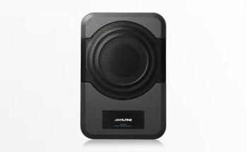 "Alpine ILX-F309TCM 9"" Halo9 for 16-19 Toyota Tacoma, with PSU-300TCM 300-watt direct fit sound system upgrade"