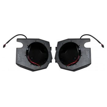 """SSV Works RZ4-F65 6.5"""" Front Kick Pods For Polaris RZR 2014-2019"""