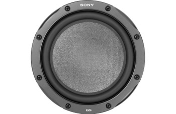 """Sony XS-GS80L 8"""" subwoofer with 4-ohm voice coil"""