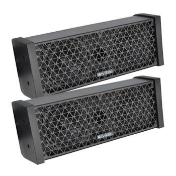 NavAtlas SB235 - Passive Powersports IP66 Rated Soundbar Speakers (Pair)